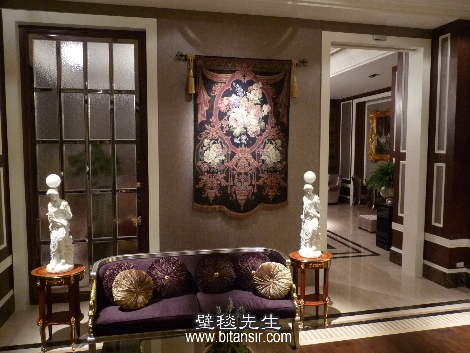 壁毯/掛毯/壁毯/挂毯